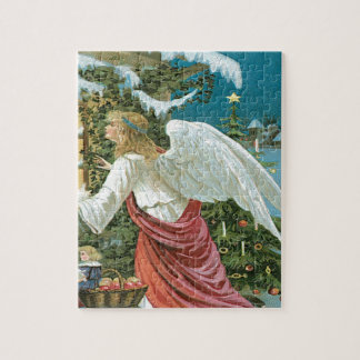 Observación del ángel puzzle con fotos