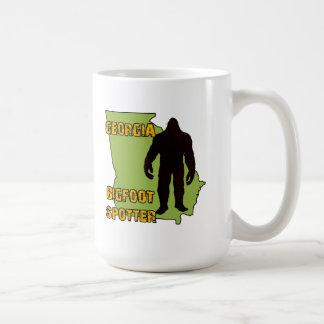Observador de tiro de Georgia Bigfoot Taza De Café