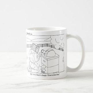 Observation Hive - Mug