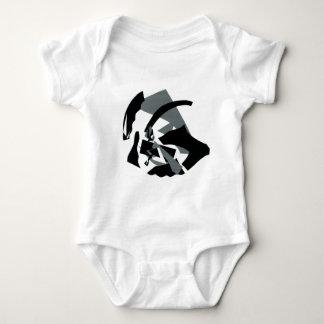 Observation Via Negativa Baby Bodysuit