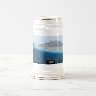 Observation Viewer Alcatraz Beer Stein