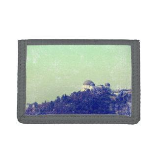 Observatorio 2 de Griffith del estilo del vintage