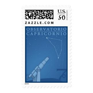 Observatorio Capricornio : Constellation Postage