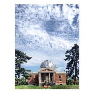 Observatorio de Cincinnati - Hyde Park Tarjetas Postales