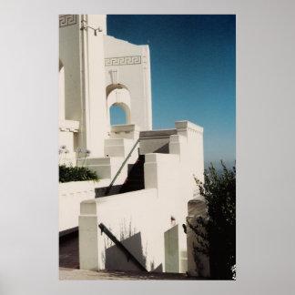 Observatorio de Griffith Poster