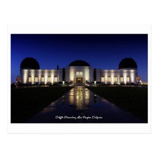 Observatorio de Griffith Postal