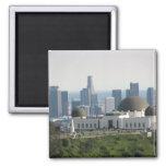 Observatorio de Griffith y Los Ángeles céntrico Imanes