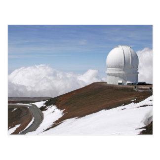 Observatorio de Mauna Kea Postal