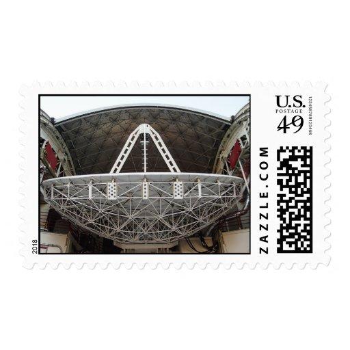 Observatorio de Mauna Kea Timbre Postal