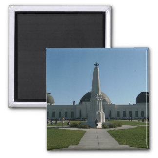 Observatorio de Parque Griffith Imán Cuadrado
