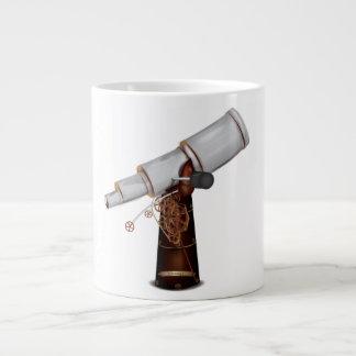 Observatorio del telescopio taza de café gigante