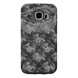 Observe en el caso del iPhone/del iPad del cielo Fundas Samsung Galaxy S6