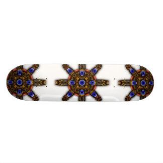 Observer Type Parasite Transparent Custom Skate Board