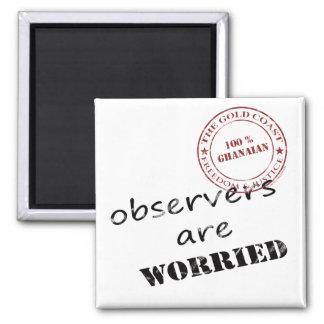 observers are worried fridge magnets