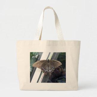 Observing Nature Canvas Bag