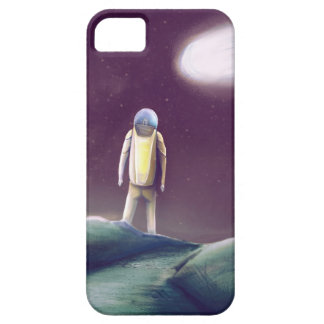 Observing The Energy Comet iPhone SE/5/5s Case