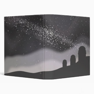 Observing the Stars 3 Ring Binder