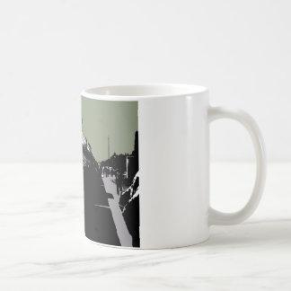 Observing the Train Coffee Mug