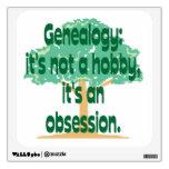 Obsesión de la genealogía