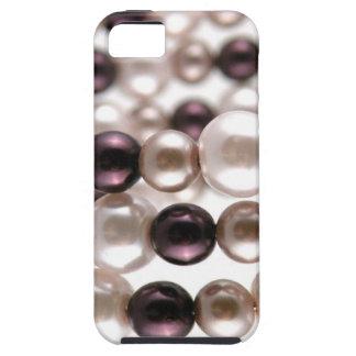 Obsesión de la perla iPhone 5 funda