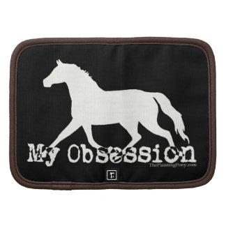 Obsesión del caballo organizador