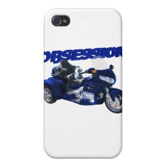 Obsesión iPhone 4/4S Fundas