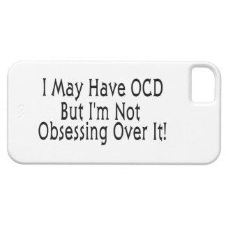 Obsesión obsesiva iPhone 5 fundas