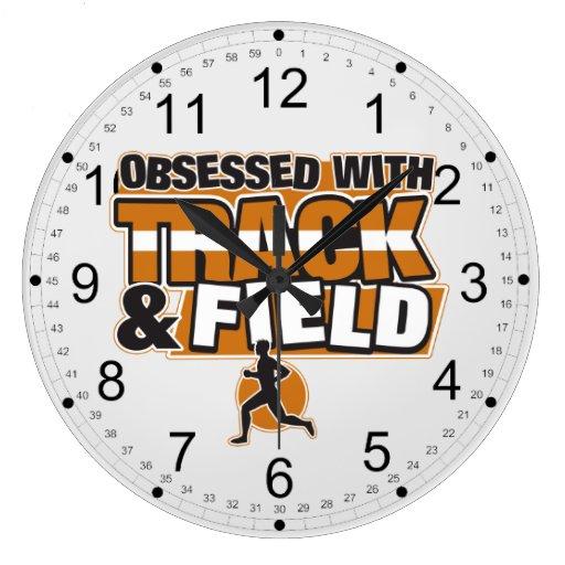 Obsesionado con atletismo relojes