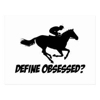 Obsesionado con el obstáculo