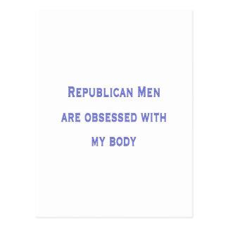 obsesionado con mi cuerpo postal