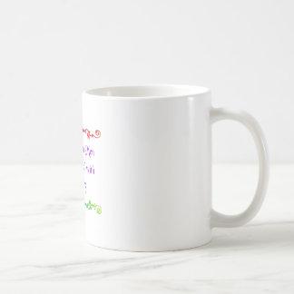 Obsesionado con mi cuerpo tazas de café