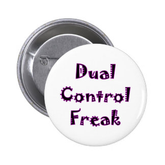 Obseso del control dual pin redondo de 2 pulgadas