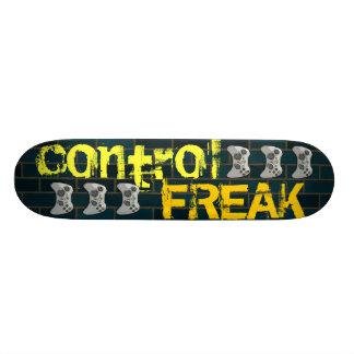 Obseso del control tablas de skate