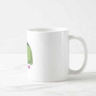Obseso del control taza básica blanca