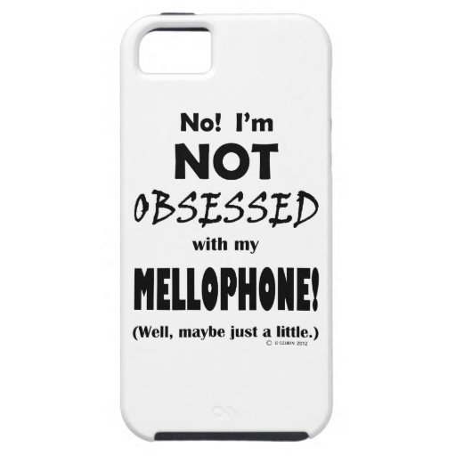 Obsessed Mellophone iPhone 5 Cases