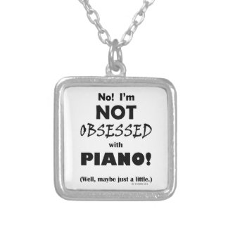 Obsessed Piano Pendant