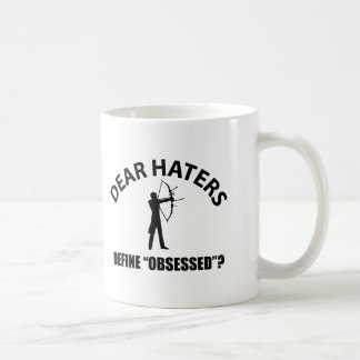 Obsessed with Archery designs Coffee Mug