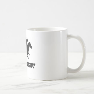 Obsessed with hurdle coffee mug