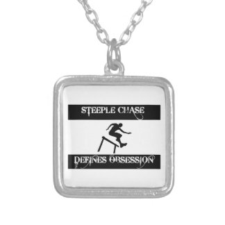 obsessed with steeple chase necklaces
