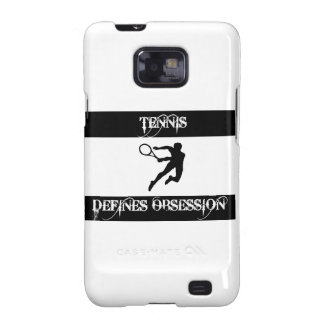 obsessed with Tennis Galaxy SII Cases