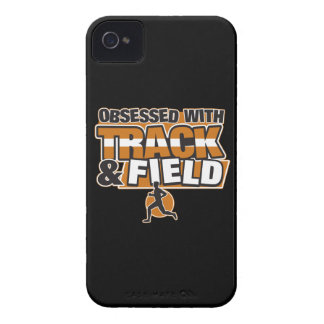 Obsessed With Track and Field iPhone 4 Case