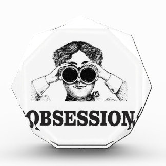 obsession woman award