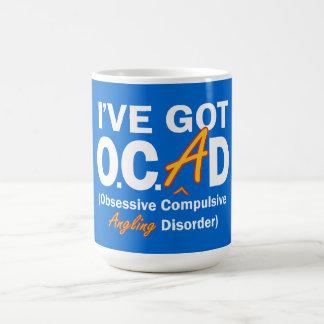 Obsessive Angling Disorder Coffee Mug