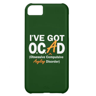 Obsessive Angling Disorder iPhone 5C Cover