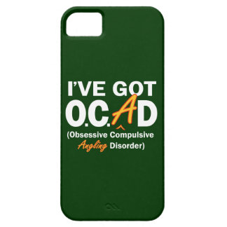 Obsessive Angling Disorder iPhone SE/5/5s Case