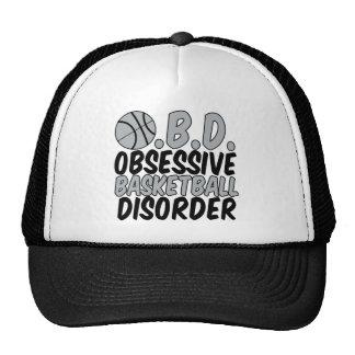 Obsessive Basketball Disorder Trucker Hat
