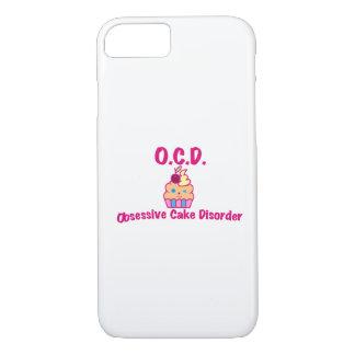 Obsessive Cake Disorder iPhone 7 Case