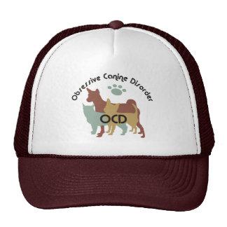Obsessive Canine Disorder 222 Trucker Hat