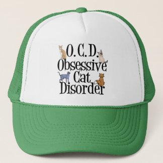 Obsessive Cat Disorder Trucker Hat