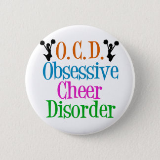 Obsessive Cheer Disorder Button